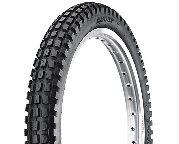 Dunlop D803 2.75 x 1 Front Trials Tyre