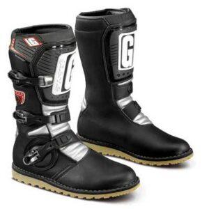 Gaerne Balance TRIAL Boots Black/White