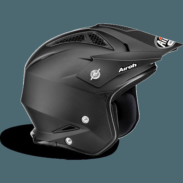 AIROH TRR Helmet Trial Matt Black